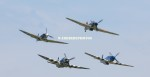 SPITFIRE THUNDERBOLT HURRICANE AND MUSTANG