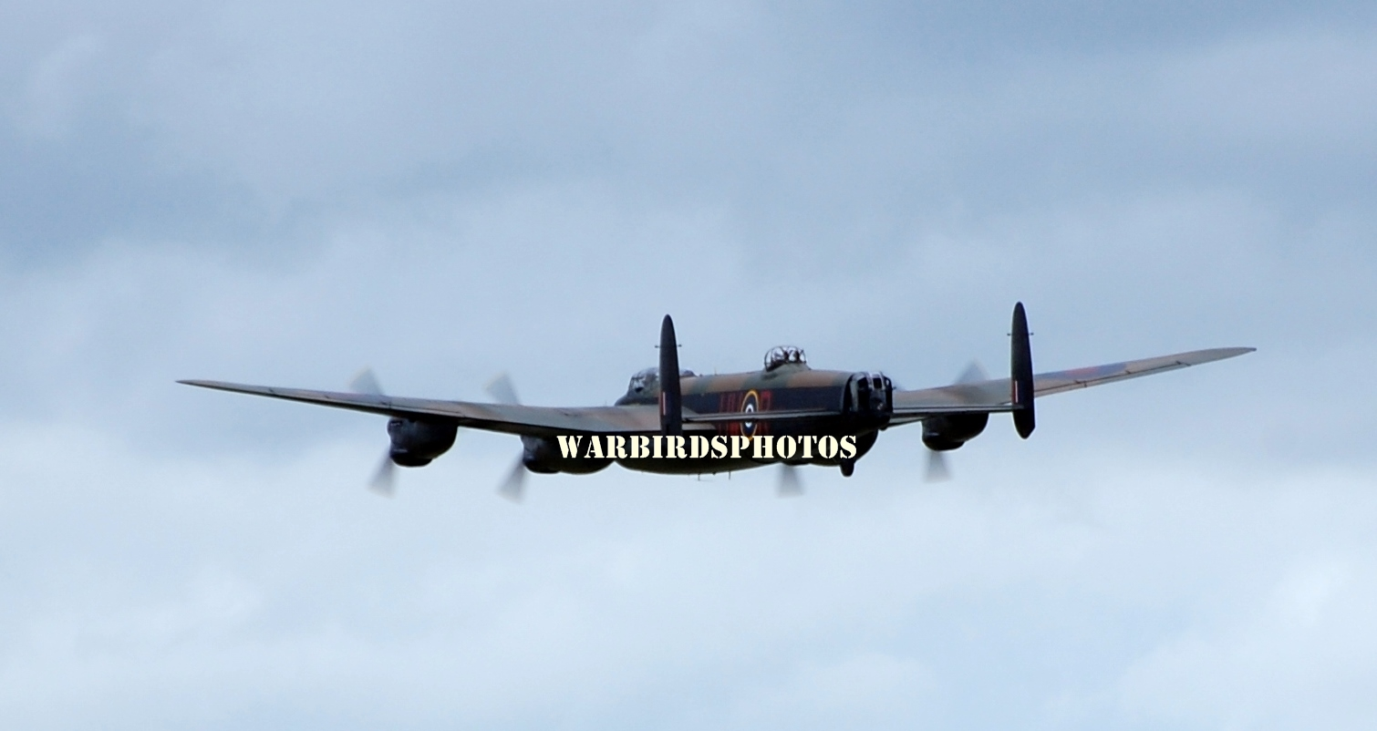 Avro Lancaster - 'Home Safe'