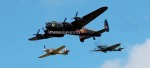 HAWKER HURRICANE SUPERMARINE SPITFIRE AND THE MIGHTY AVRO LANCASTER.