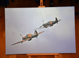 75th Battle of Britain Anniversary tribute to the men and women of Fighter Command .