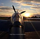 Supermarine Spitfire NH341 T9 Jeffries Sunset
