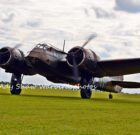 BRISTOL BLENHEIM A2 CANVAS